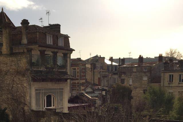 Appartement avec wi-fi à Bordeaux