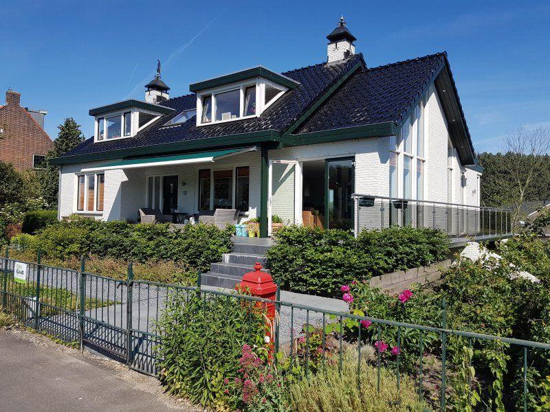 Alojamiento en Bergschenhoek con jardín