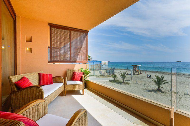 Hébergement à Playa d'en bossa de 2 chambres