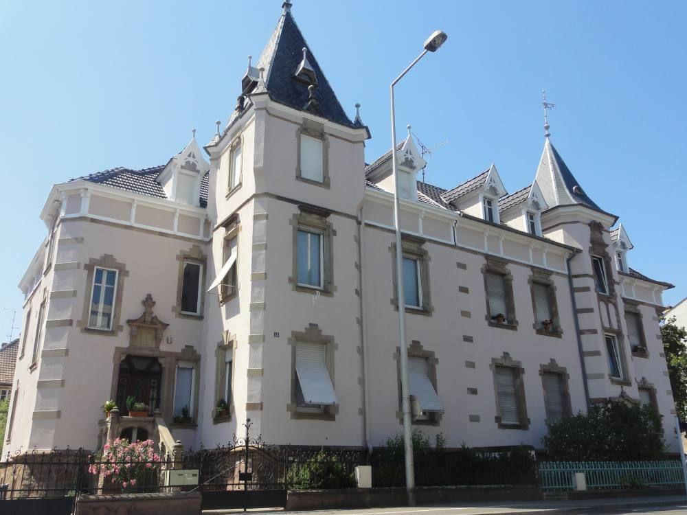 Hébergement à 3 chambres à Colmar