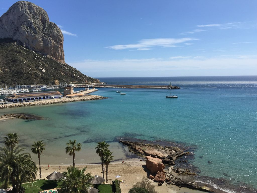 165 m² holiday rental in Calpe alicante