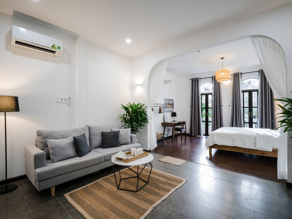 Residence with wi-fi in Ho chi minh