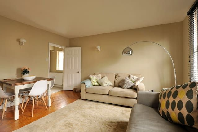 Functional holiday rental with 2 rooms