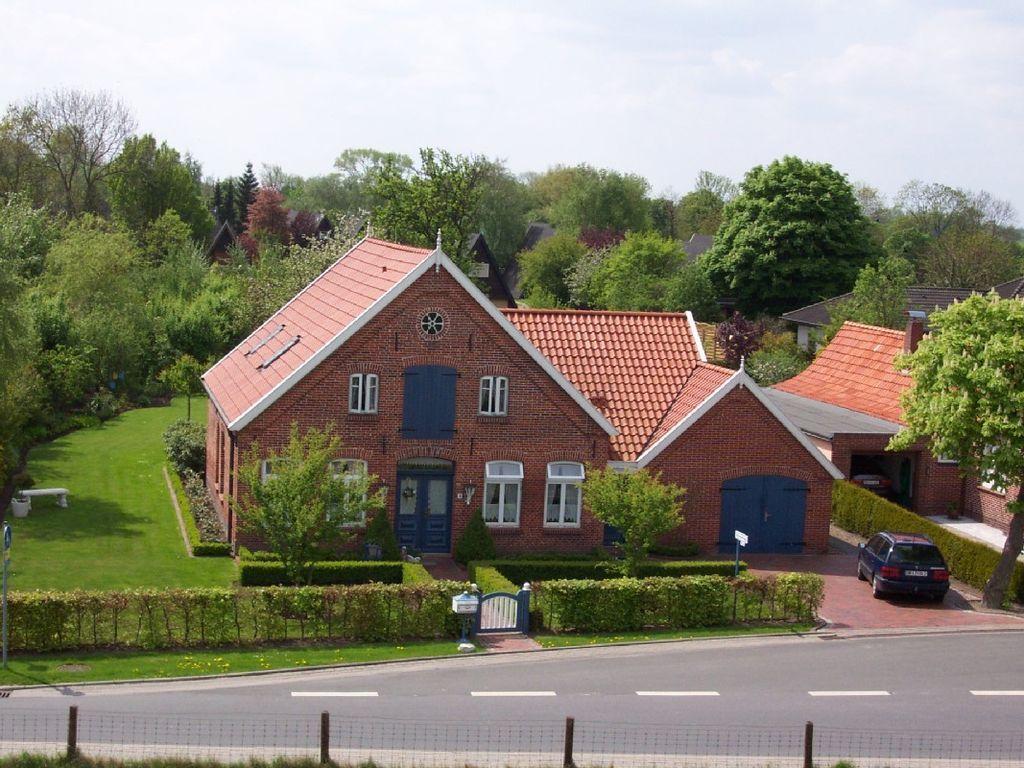 Alojamiento equipado con jardín