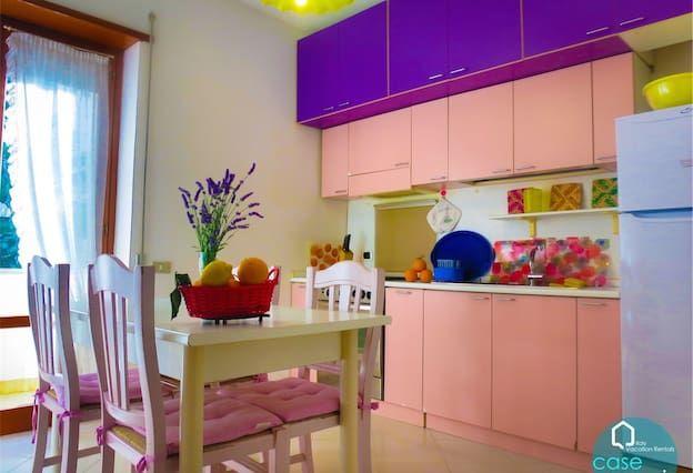 Apartamento de 90 m² en Minturno