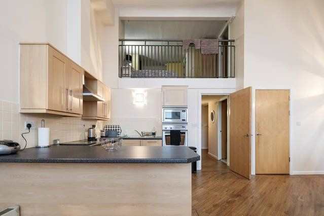 Duplex Apartment Centenary Mill