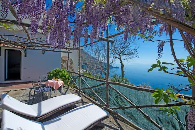 Apartamento en Costa Amalfitana con Terraza, Aparcamiento, Jardín, Lavadora (491665)