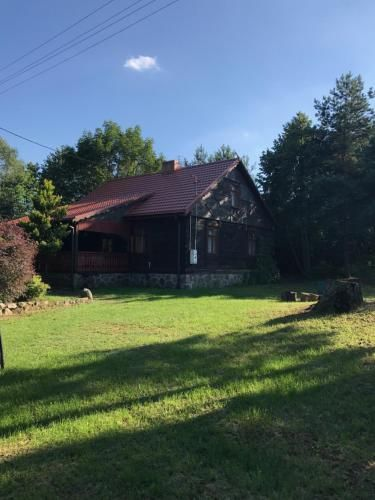 Casa con vistas en Popiołki