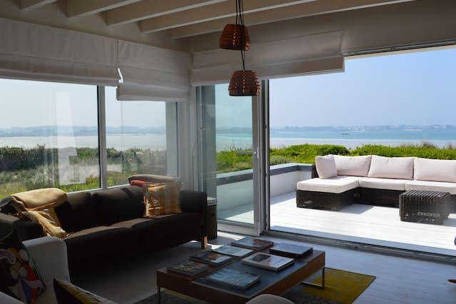Villa 6 personas en la playa Dossen