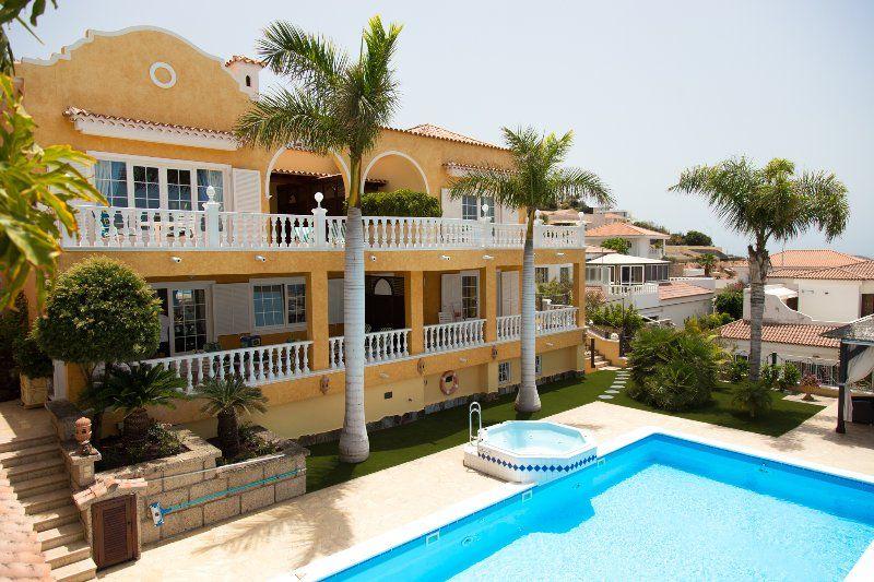 Alojamiento equipado en Costa adeje