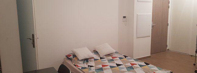 Tout confort hébergement à 1 chambre