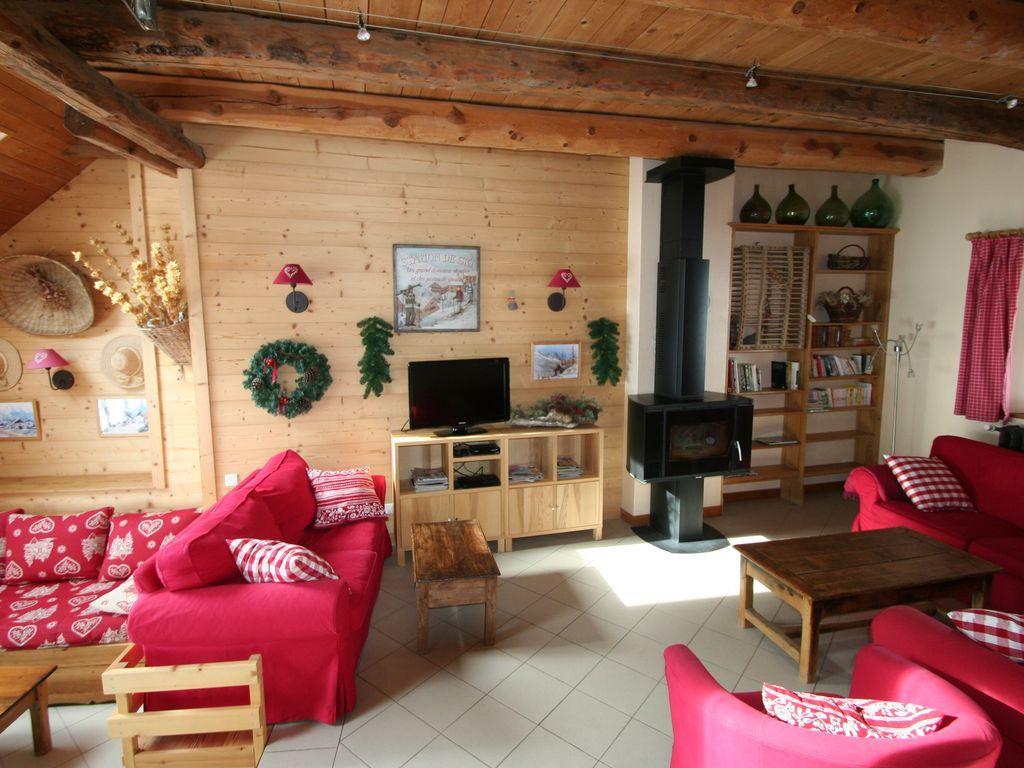 Casa provista en Puy-saint-vincent