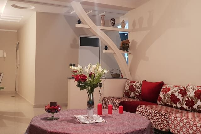 Holiday rental attractive in Oujda