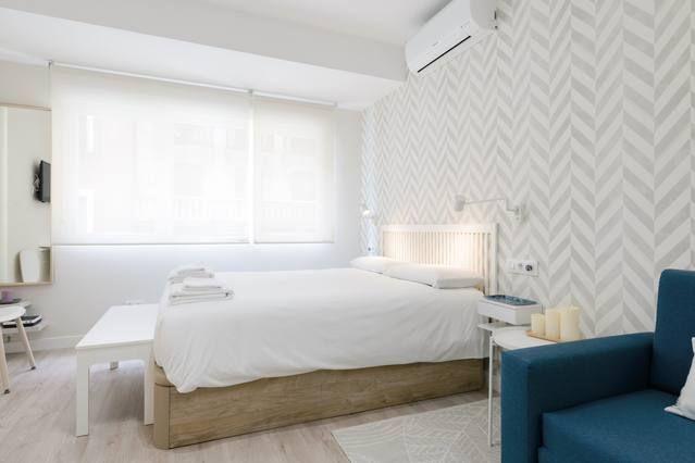 Hébergement à Madrid avec 1 chambre