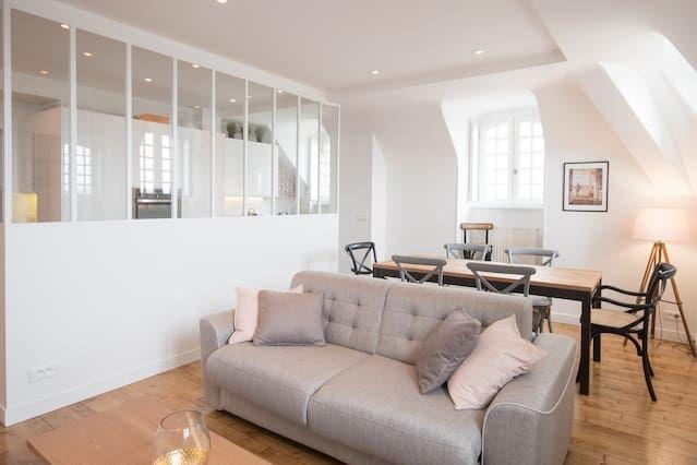 Appartement de 100 m² pour 8 personnes