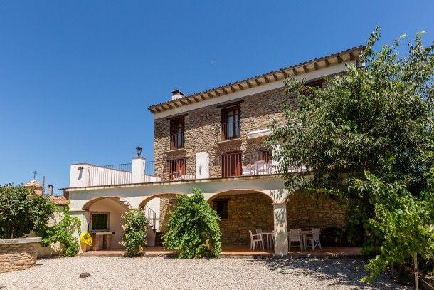 Casa en Fontsagrada con balcón