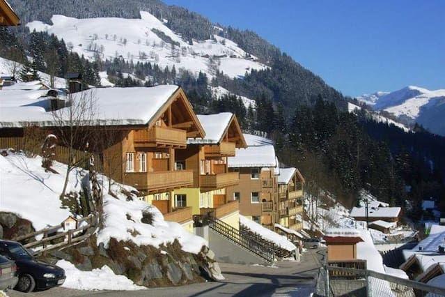 Appartement à Viehhofen à 2 chambres