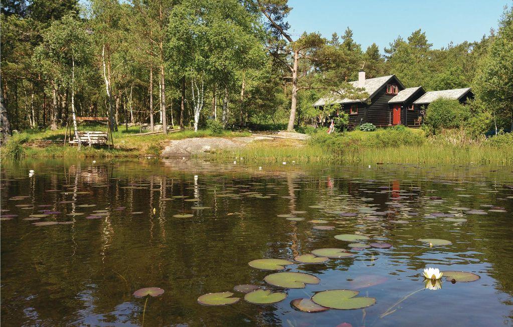 Vivienda de 4 habitaciones en Hommersål