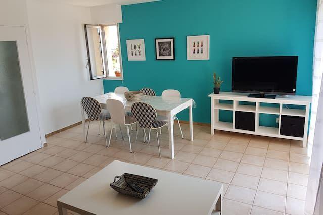 Vivienda en Valras-plage de 1 habitación
