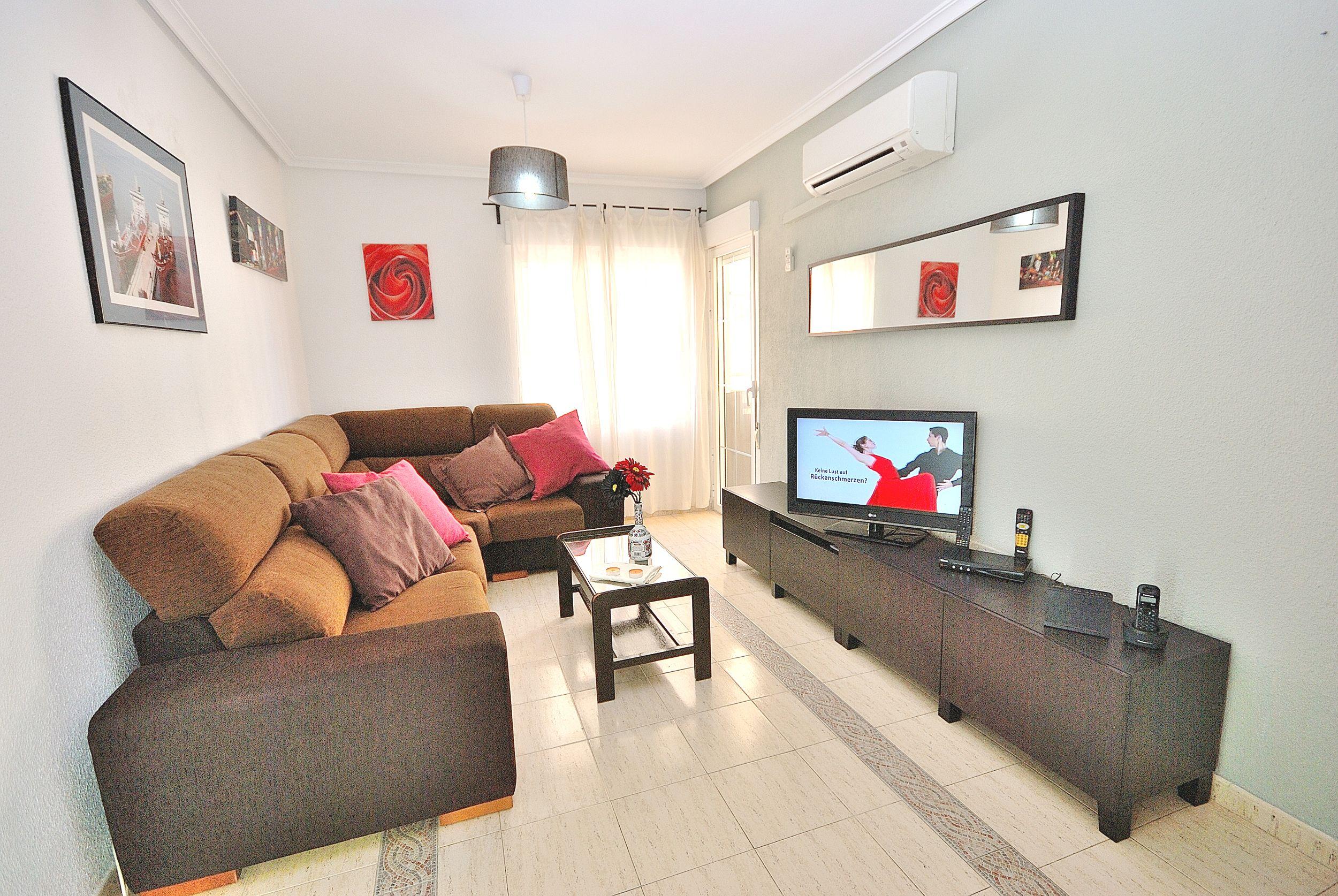 Apartamento para 4 en Costa blanca