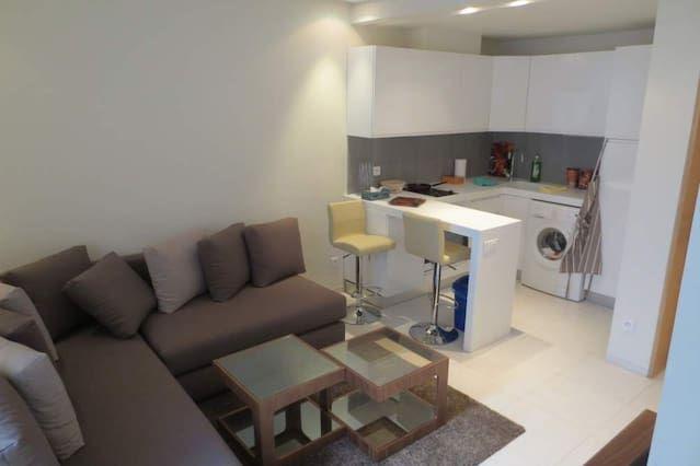 Apartamento provisto para 2 personas