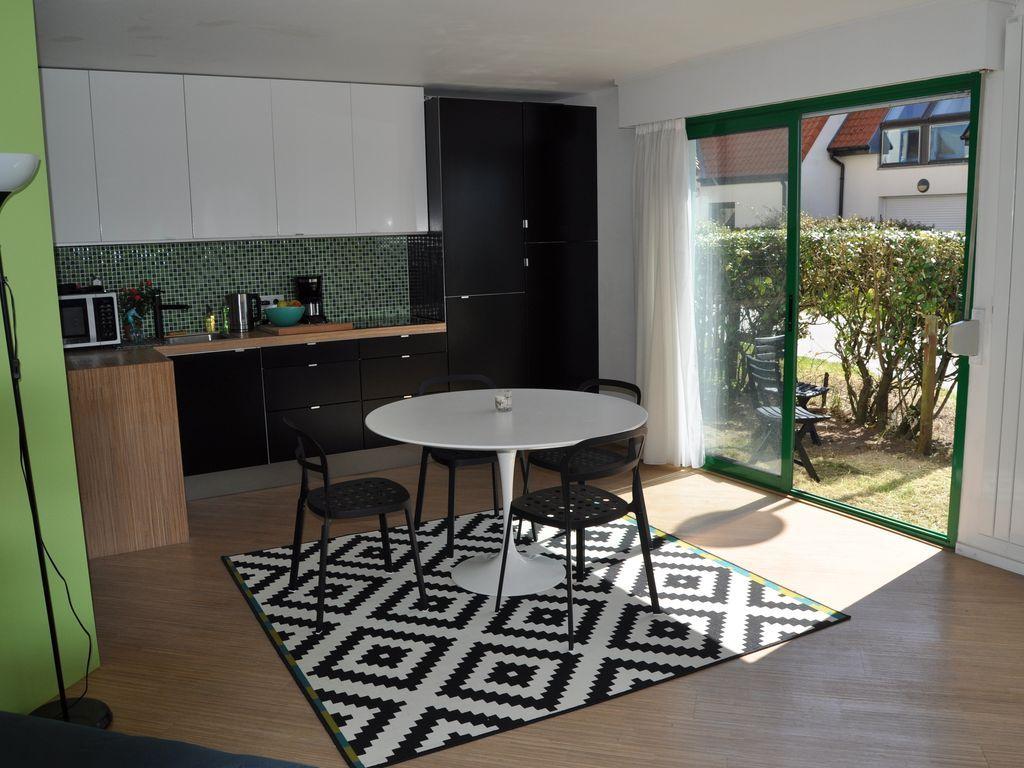 Alojamiento de 40 m² con jardín