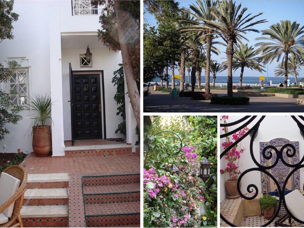 Alojamiento en Agadir de 3 habitaciones