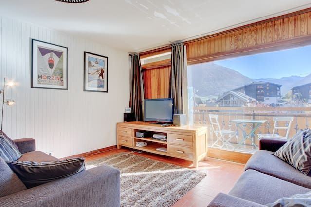 Property practical in Morzine