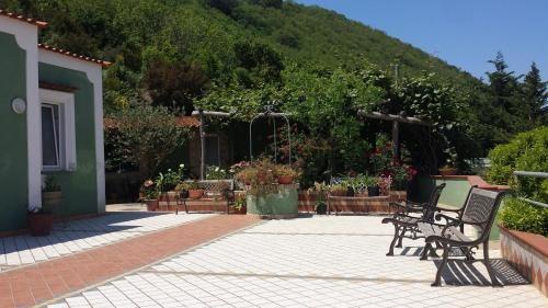 Residencia con wi-fi en Ischia