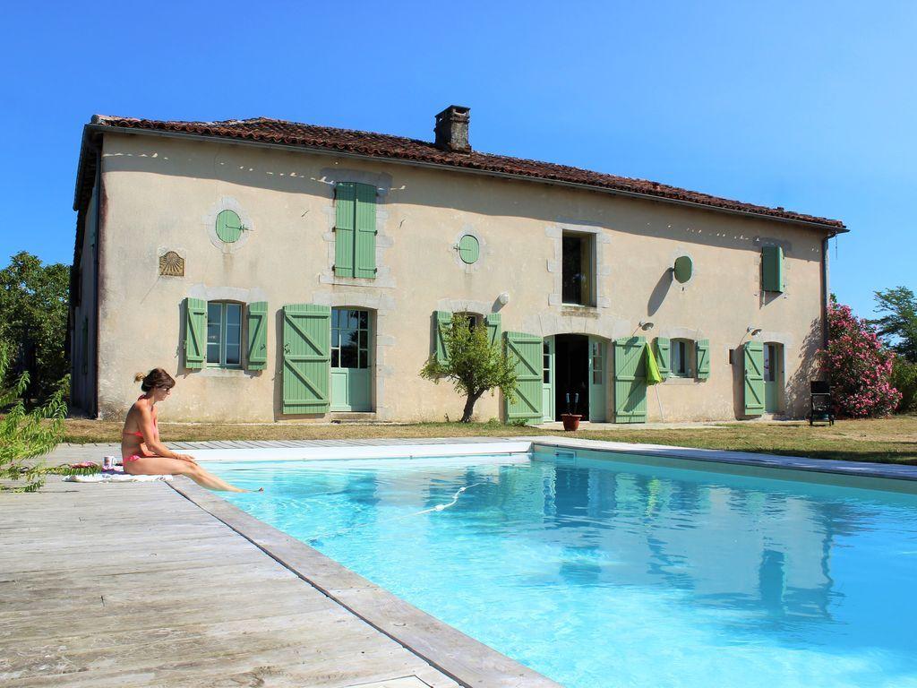 Casa en Montgaillard con piscina