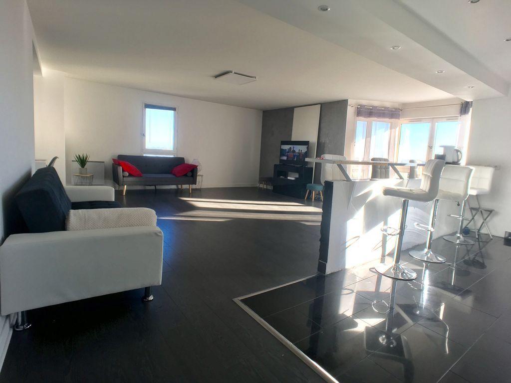 Alojamiento de 130 m² de 4 habitaciones