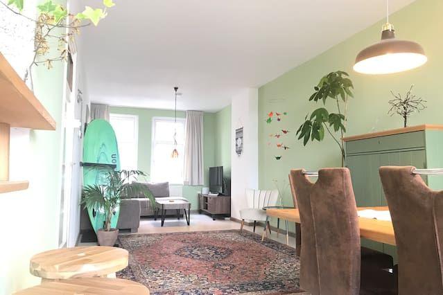 Holiday rental with 1 room in Scheveningen