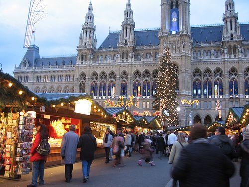Mercado de Navidad Viena
