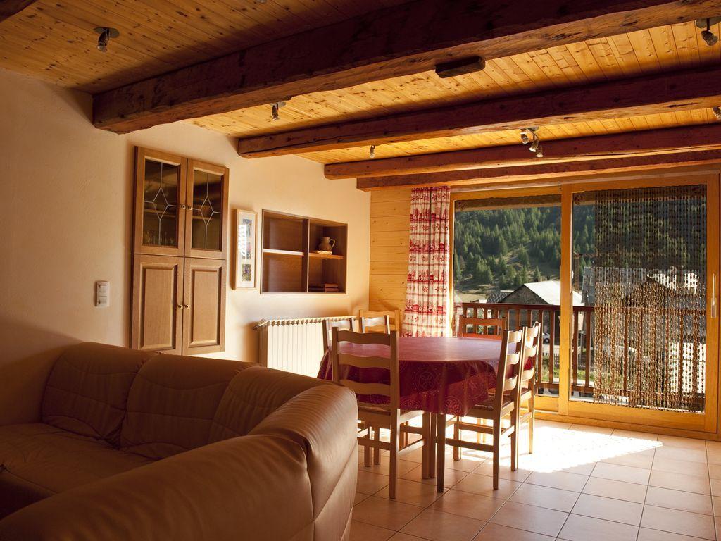 Vivienda en Ceillac para 8 huéspedes