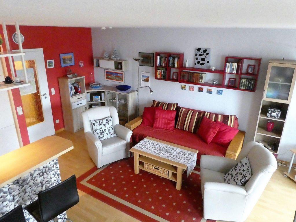 Apartment mit Balkon für 2 Personen