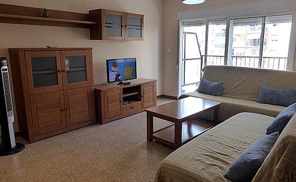 Piso turístico en Cullera de 2 dormitorios
