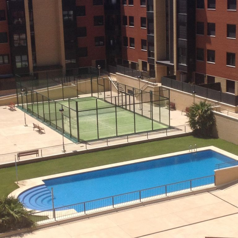 Alojamiento en Valladolid para 4
