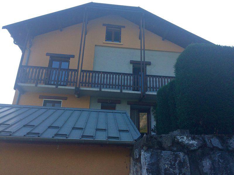 Panorámica casa de 4 habitaciones