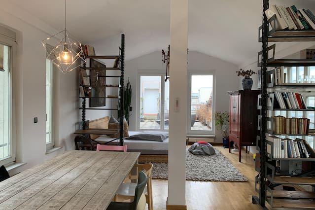 Apartment auf 120 m² in Mitte