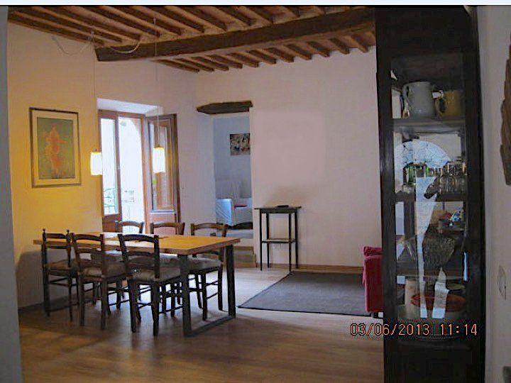 La isla de Giglio, apartamento amplio y acogedor en el MEDIEVAL
