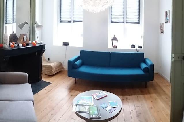 Logement à Lille avec 5 chambres