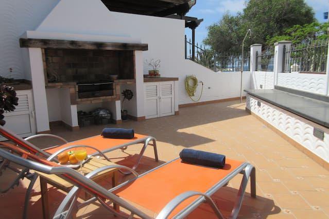Casa con wi-fi en Playa honda