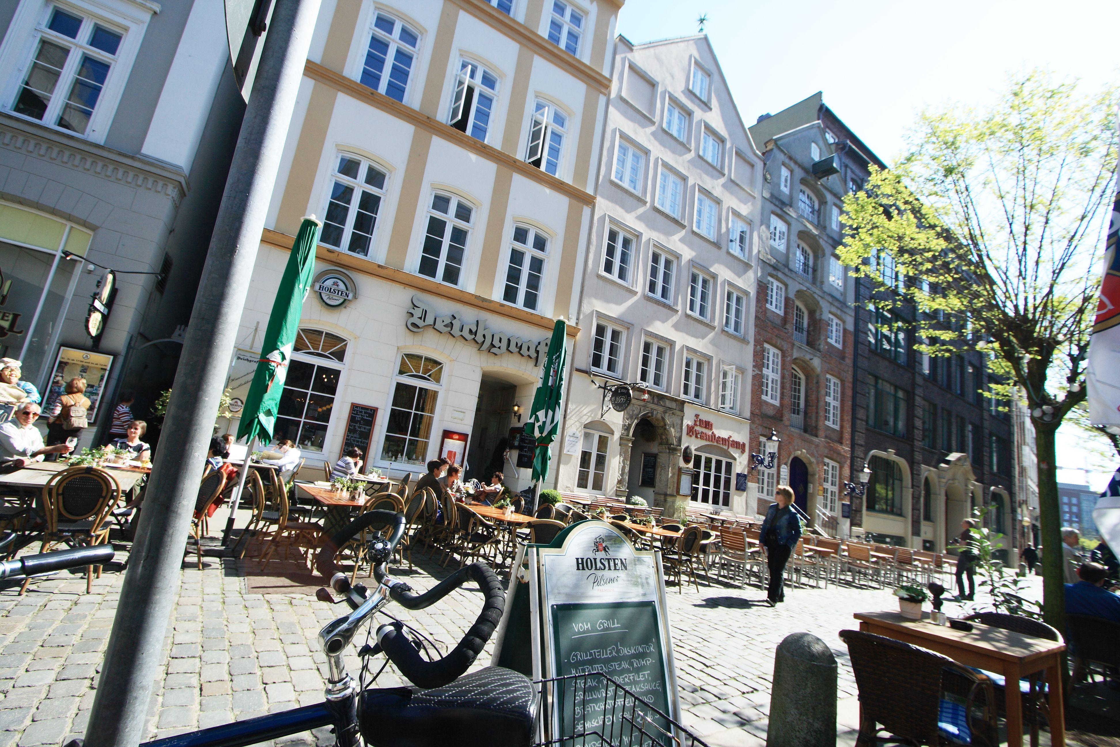 Apartamento con encanto en Hamburgo con Lavadora y Cuna