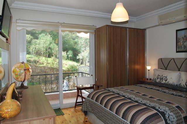 Functional flat in Fethiye