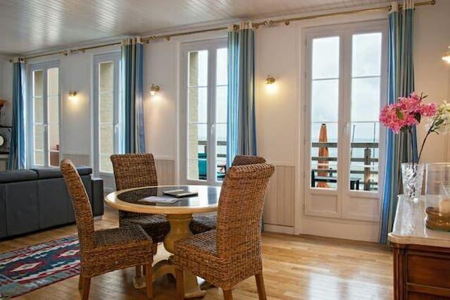 Apartamento panorámico de 65 m²