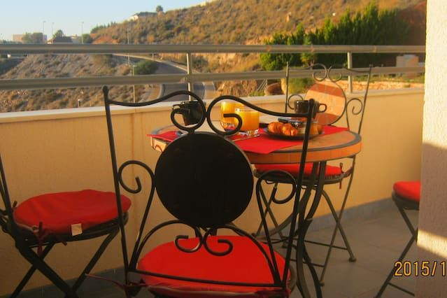 Holiday rental with 1 room in Vícar
