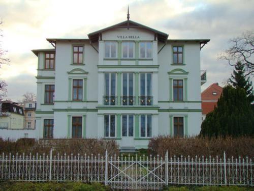 Apartment für 4 Gäste in Ahlbeck