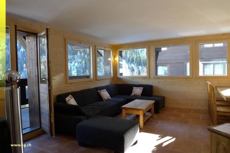 Alojamiento de 3 habitaciones en Grimentz
