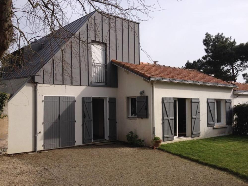 Familiar alojamiento en Préfailles