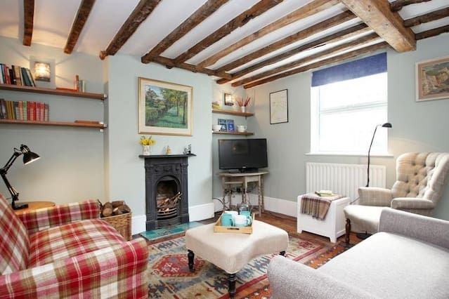 Alojamiento de 3 habitaciones en Lewes